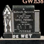 Enkel GWE38