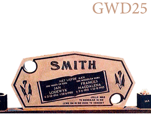 Dubbel GWD25